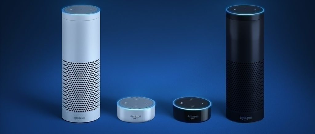 amazon Echo a Echo Dot