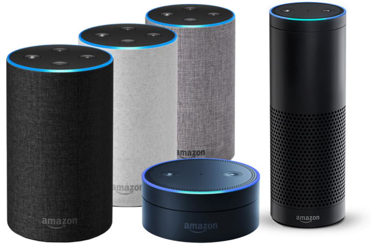 amazon echo cz