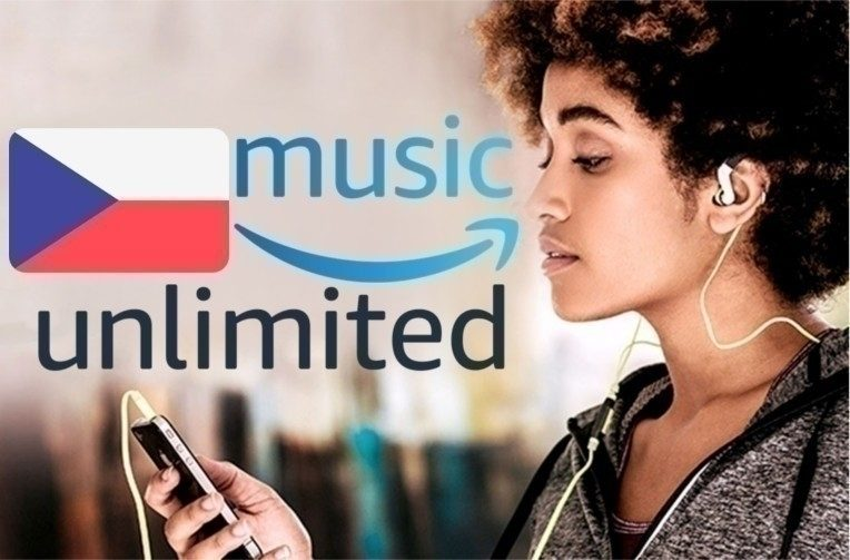 amazon music cz