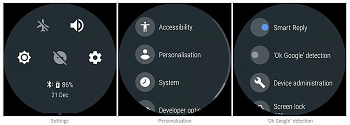 android wear hodinky oprava