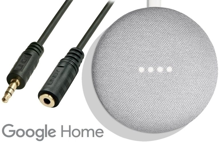 audio-vystup-google-home-mini