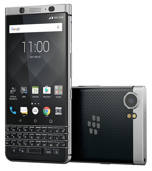 blackberry keyone vanocni darek