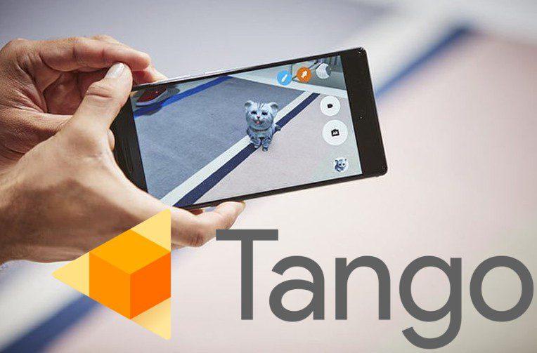 google tango konec