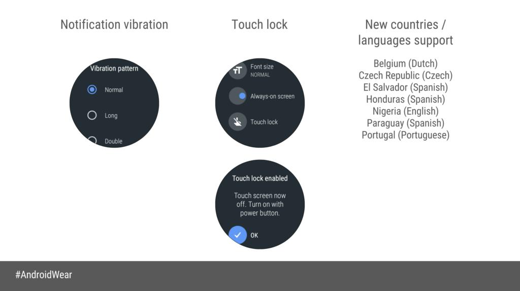 hodiny s android wear oreo