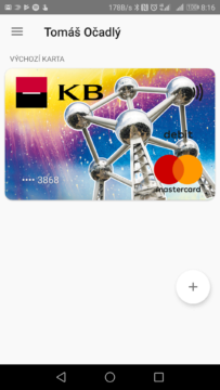 karta nfc android pay