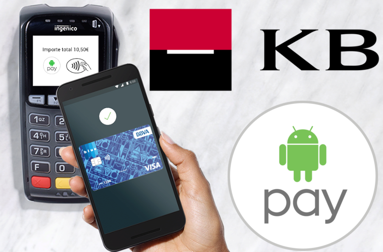 komercni banka android pay cz