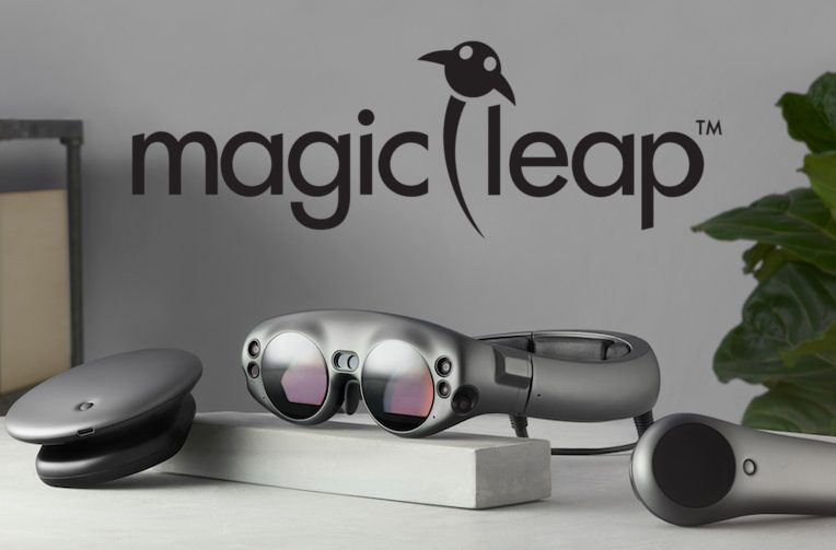 magic leap one bryle smisena realita