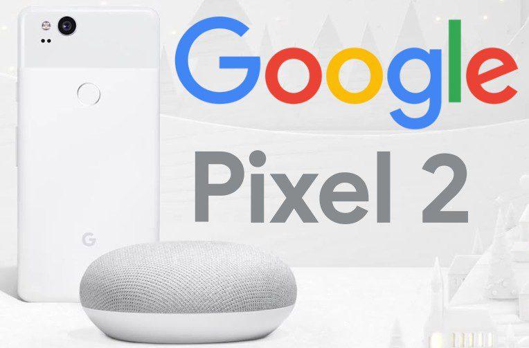 pixel 2 telefony sleva