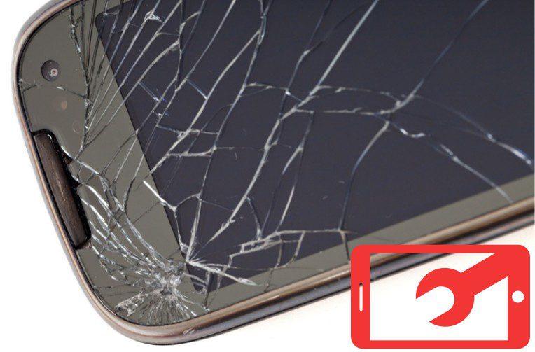 samoopravitelne sklo telefon displej