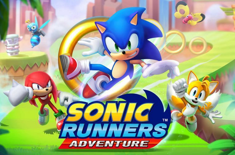 sonic hra android