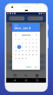 Calendar Counter