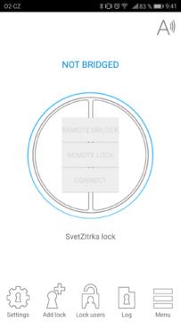 Danalock V3-chytry zamek-aplikace-1