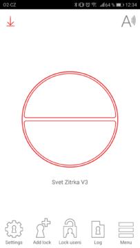 Danalock V3-chytry zamek-aplikace-3