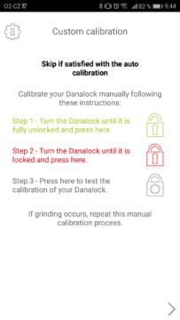 Danalock V3-chytry zamek-prvni nastaveni-4