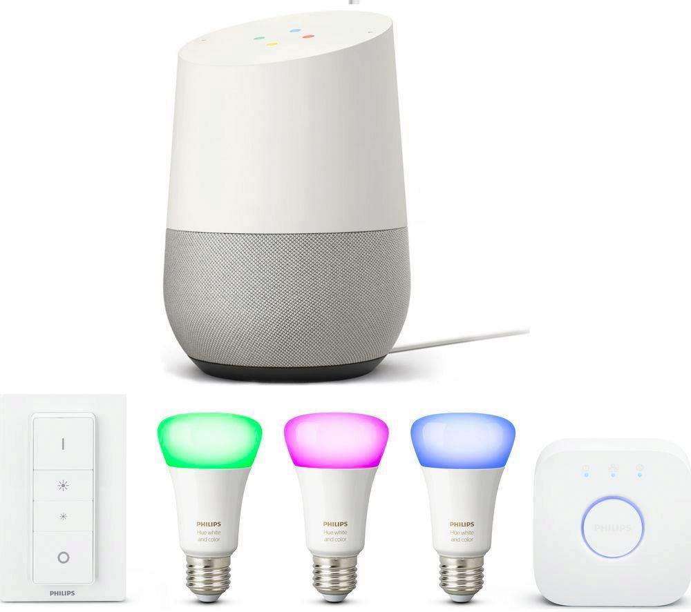 Google Home Philips Hue