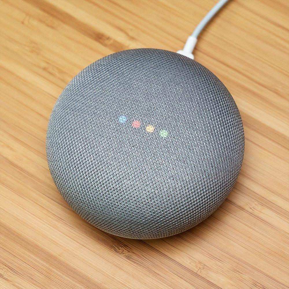Google Home mini-spotify