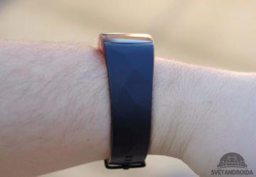 Samsung Gear Fit 2 Pro pásek