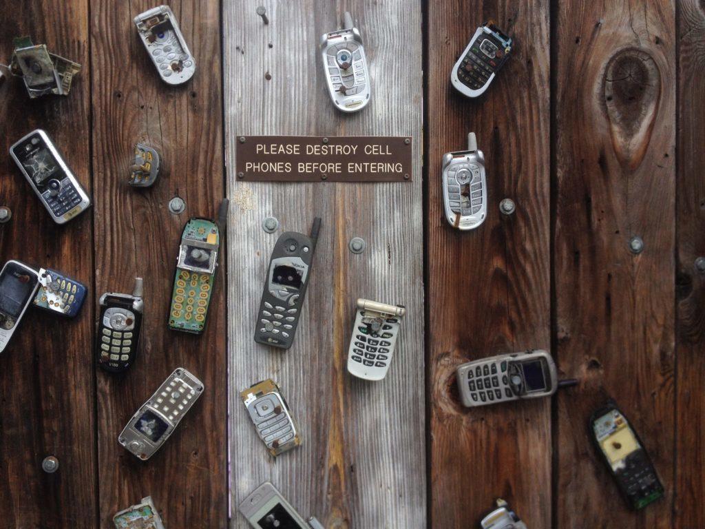 Jak skončil váš poslední telefon?