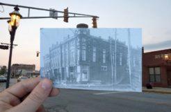 Pohled do minulosti-Google Mapy