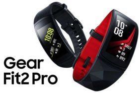 Samsung Gear Fit 2 Pro titul