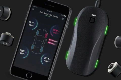 ZUS Smart Tire Safety Monitor titul
