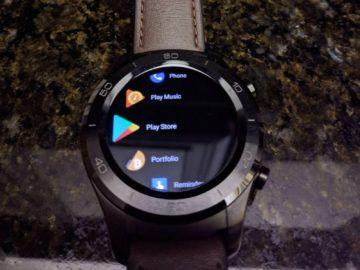 android wear 2.8 hodinky
