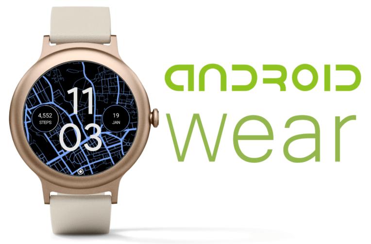 android wear 2.9 aktualizace