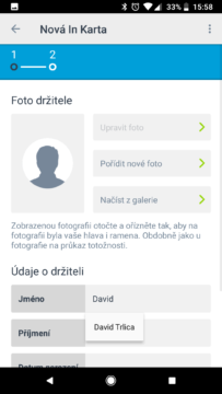 ceske drahy in karty telefon android