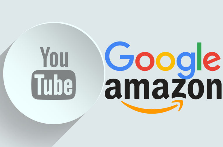 google blokuje youtube amazon