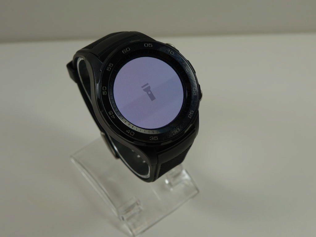 huawei watch 2 displej