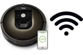 irobot roomba wifi