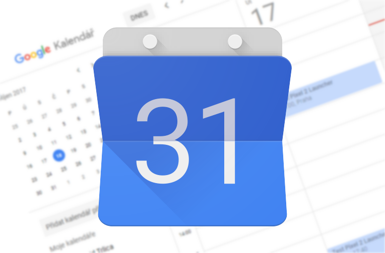 novy design google kalendar