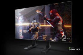 nvidia 4k monitor bfgd
