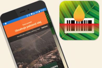 palm oil scanner palmovy olej