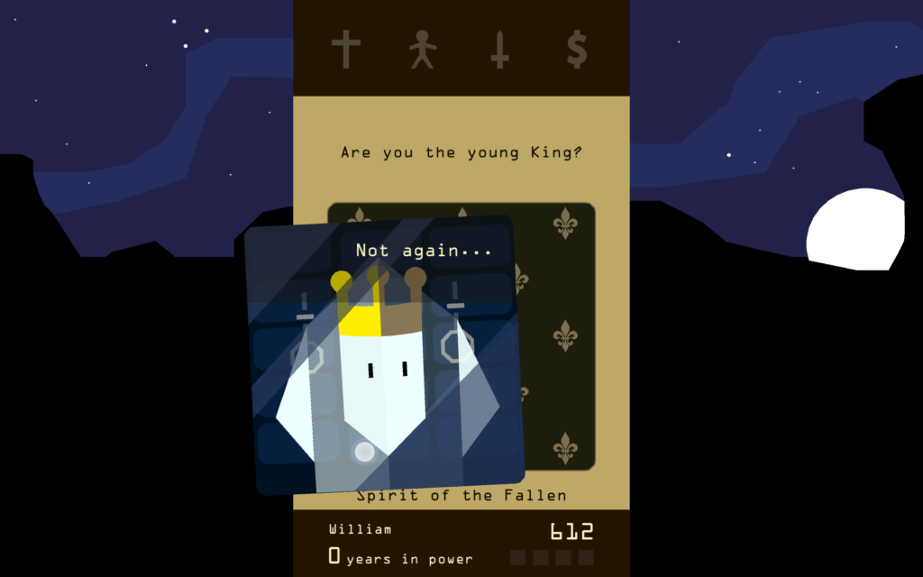 reigns indie games contest