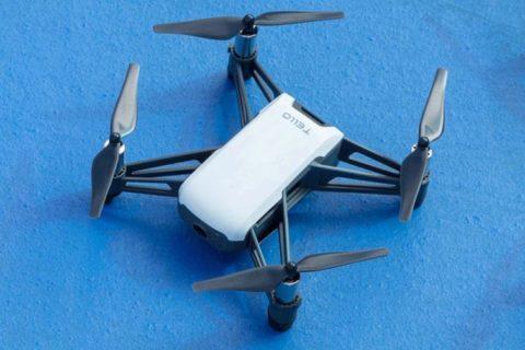 tello dron dji ryze