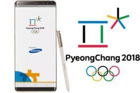 zimni olympijske hry 2018 aplikace