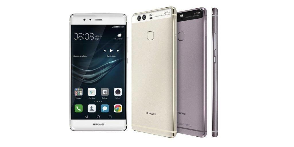 Huawei P9 má také duální fotoaparát