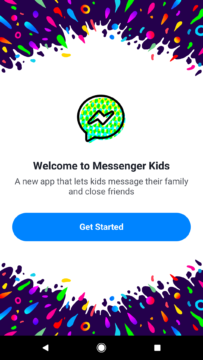Kids Messenger