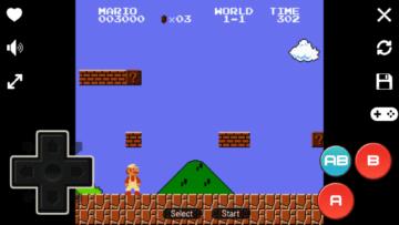 NES hry