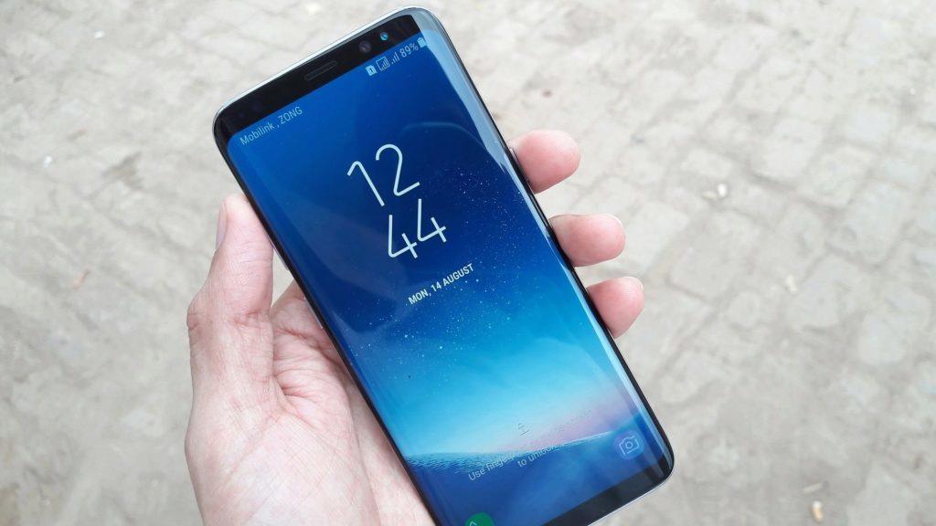 Samsung Galaxy S8 je takový malý počítač