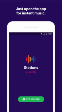 Stations by Spotify 1