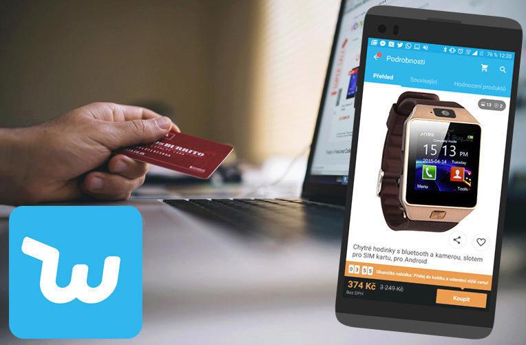 8a00ebe6b35 Wish  může být nakupování zábava  - Svět Androida