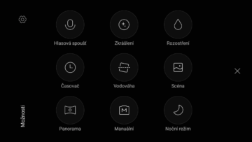 Xiaomi Redmi Note 5A Prime fotoapp 2