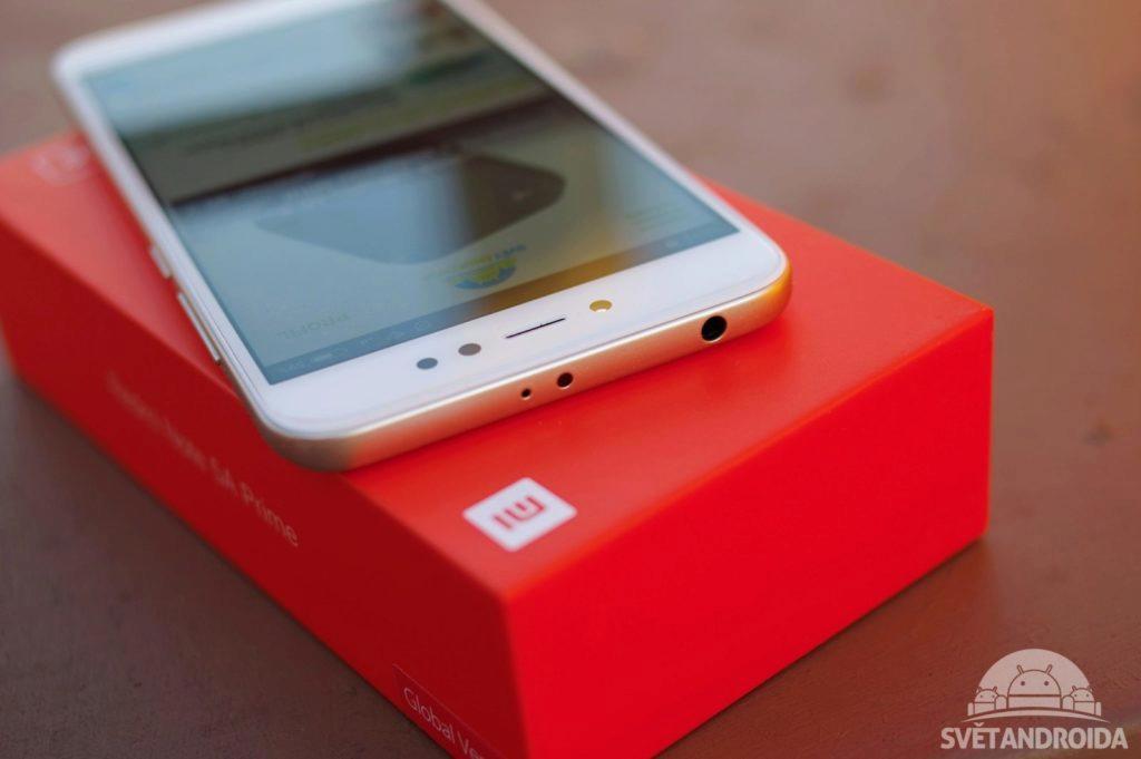 Xiaomi Redmi Note 5A Prime infraport