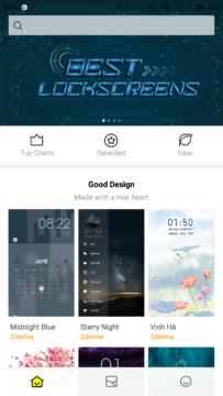 Xiaomi Redmi Note 5A Prime launcher
