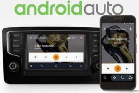 android auto v3