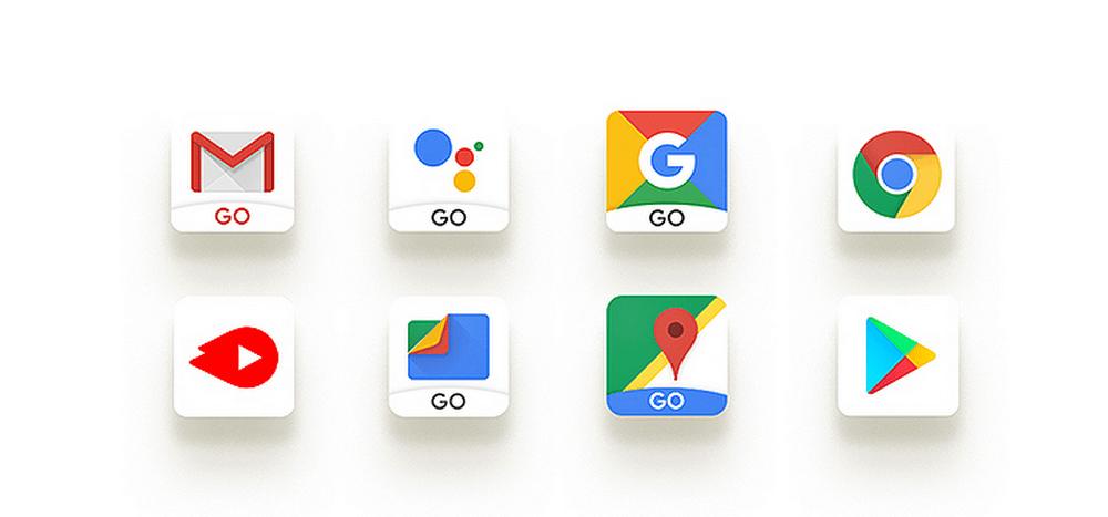 android go aplikace