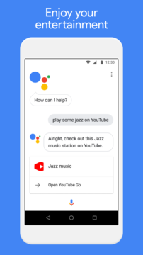 android go assistant