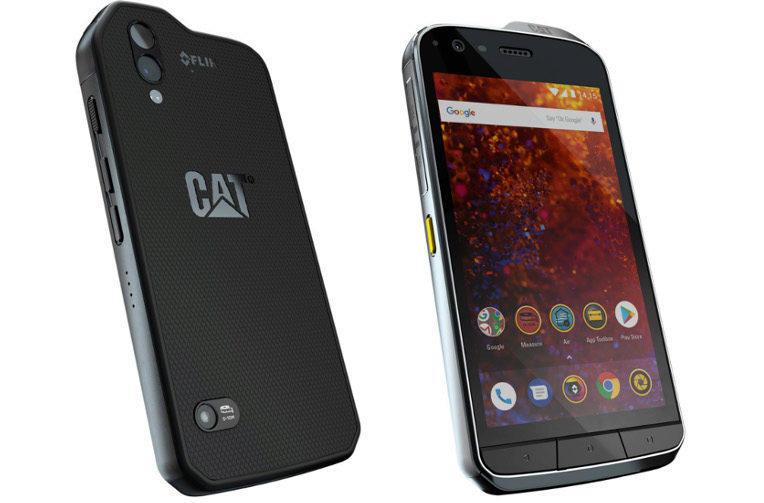 cat s61 odolny telefon